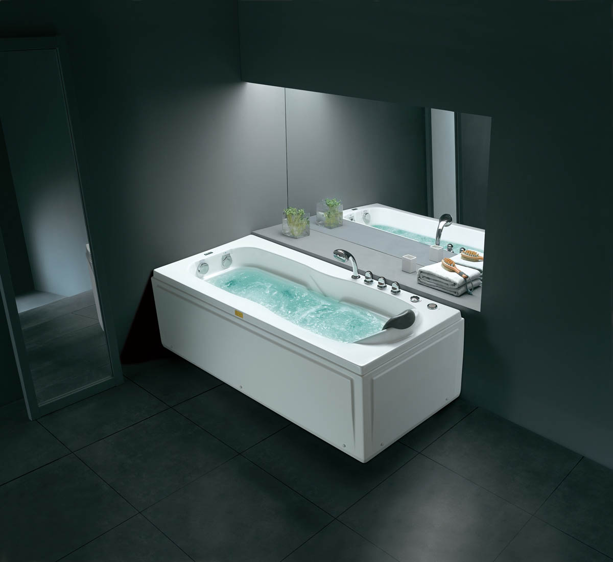 Spa Bathtub A103A | Yassine Ceramic